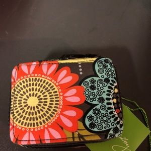Vera Bradley pill box holder